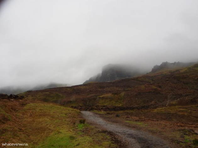 Foot of The Storr Wina