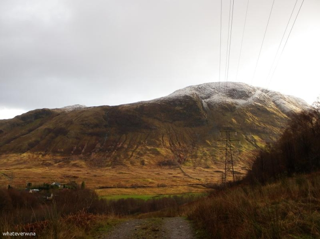 Fort William Glen Nevis Wina