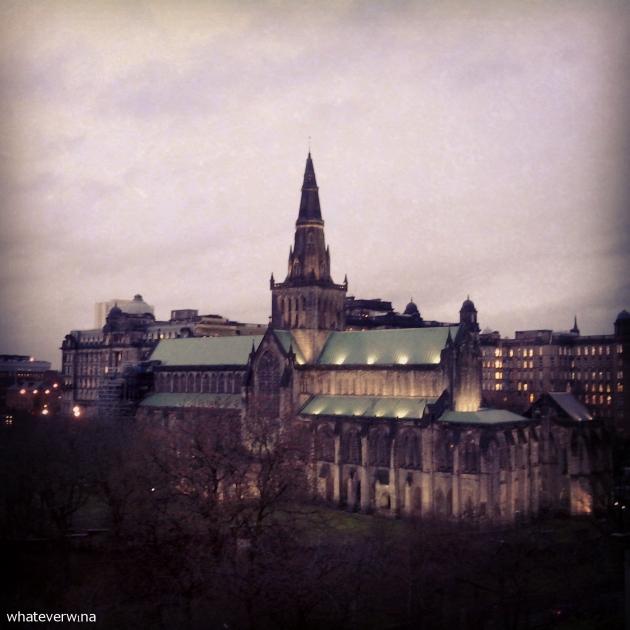 Glasgow Cathedral Wina