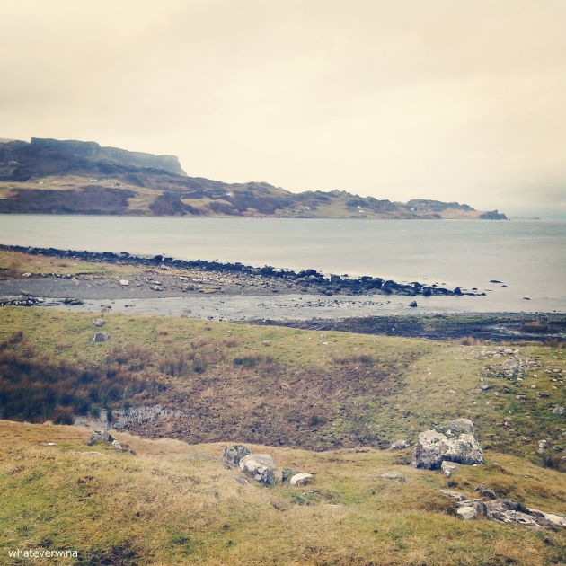 Staffin Bay Wina