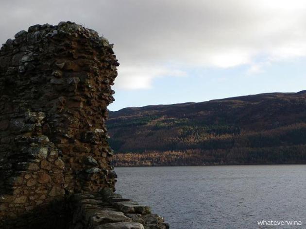 Urquhart Castle View Wina